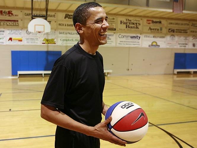 President Barack Obama: Fitness Guru