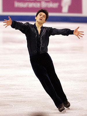 Olympics:  Canadian Figure Skating Star Patrick Chan