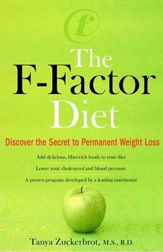 Celebrities have jumped on this all new diet plan to keep off the pounds.  What is the F-Factor Diet?