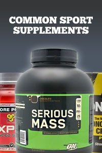 Common Sports Supplements