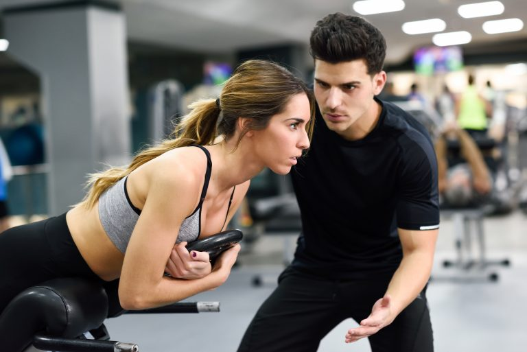 What it takes to be a Celebrity Personal Trainer
