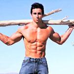 Canadian Fitness Star Aric Sudicky