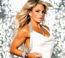Ms Figure USA & Universe Michele Levesque-Presciano