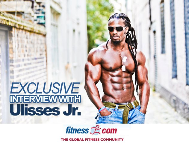 Musclemania Pro & Celebrity Fitness Trainer Ulisses Jr.