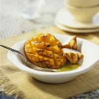 Grilled Mango Blossom